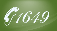 1649 country code