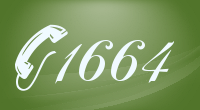 1664 country code