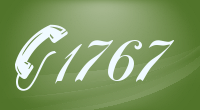 1767 country code