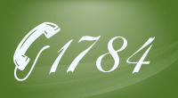 1784 country code